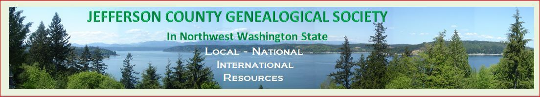 Jefferson County Genealogical Society