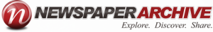 Newspaper Archives Logo
